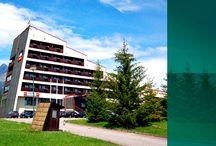 Hotely Vysoké Tatry