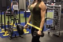 upper body weights and band