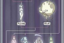 La clase de Cultura Clásica