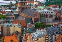Riga / Anything pertaining to traveling to Riga, Latvia.