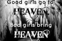 bad girls rule!