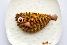 desenli balıklar
