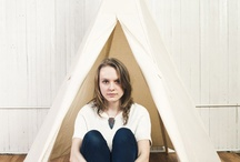 TeePee Seeking / Direct links to teepee accommodations. / by Danielle Ystebo