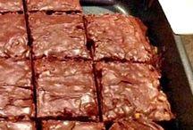 recepten / butterscotch taart