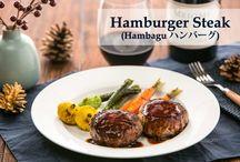 Recipes - Japanese
