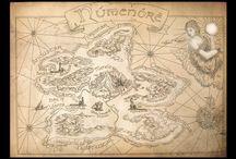 Tolkiens kart