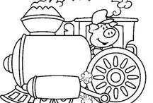 À colorier ! / Une collection de dessins à imprimer et colorier pour les petits... et les grands aussi !