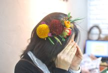 Others / 꽃과 관련된 각 종 악세사리