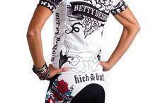 Sports wear - cycling / Super Stylish Lycra