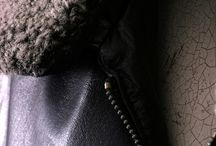 "Inspired  leather detailing / ""Inspiring close up compositions of our leather  garments ,past and present."""