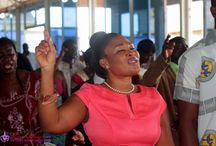 WORSHIP / exalting our Maker cus He deserves all the Glory