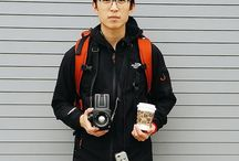 """Street photography blogs / A list of blogs talking and showing """"street photography""""."""