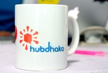 hubdhaka / Co Working...  Hubdhaka is a shared work space(coworking space) in Bangladesh for freelancers, early stage businesses, start-ups, and entrepreneurs of all types. This professional, productive and collaborative work (coworking) space is located in Mirpur - Dhaka, Bangladesh. With 30 various sized desks and 1 meeting room in a 3000 square facility - we offer all the space you need to be productive and get your dreams out. Work smart in a team environment is the motto.