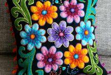 bordado peruano