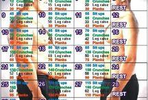 Dieta y Ejercicios / Dietas y Ejercicios