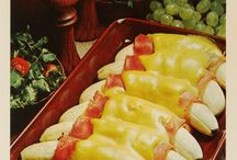 70s food party