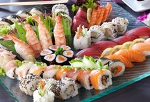 Sushi, Sashimi and other Asian food / by Geetika Khanna