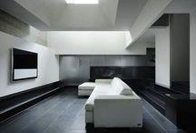 minimalist concrete
