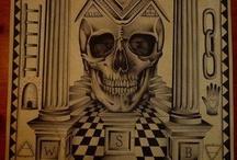 Masonic / Masonic Art  / by Abraham Tolbert