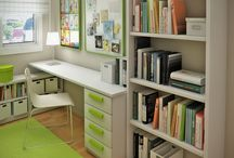 Decorating and Organization / by Kimberly Schluckbier