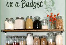 Kombuis idees / Kitchen