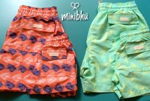 Minibhú Summer 2015 / ¡Vamos a celebrar que llegaron las vacaciones! Los mejores looks de verano, con todo el estilo Minibhú.