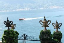 Villa Balbianello, lac de Côme, Italie, Star Wars et James Bond