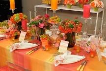 Party/Wedding ideas / by Elizabeth Mullins