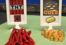 Minecraft Stuff for T