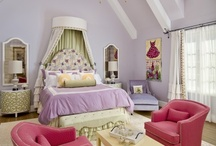 Bedrooms / by Amy Mamrock