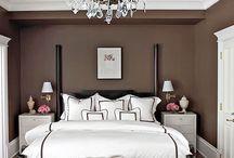 Slaapkamer / Decoratie ideeën voor de slaapkamer