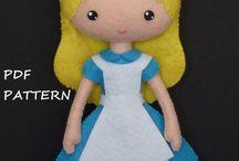 Alice Plush