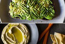 Delicious food / by Martha Gannon