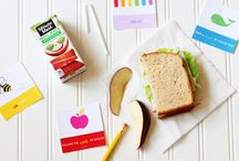 School Lunches / by Jessica Numbers