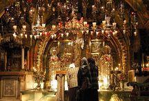 BASILICAS, CATHEDRALS & CHURCHES