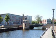 AMERSFOORT - STAD en GEMEENTE / INDUSTRIEEL ERFGOED IN DE STAD AMERSFOORT USINE provincie Utrecht