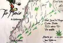 Ressenyes Escalada Sant Llorenç de Montgai/Camarasa / Ressenyes d'escalada a la Noguera