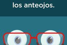 Gafas (o Anteojos) / Todo lo que tiene que saber sobre los anteojos.
