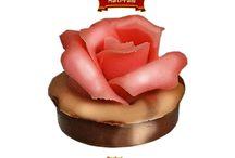 BonBonFlowers Dutch-chocolate with handmade flowers