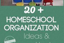 Organización de homeschooling
