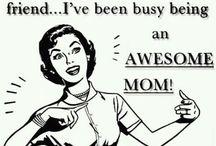 Mommy Sarcasm