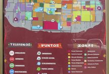Portal Gastronomico Barrio Franklin / Anteproyecto de arquitectura