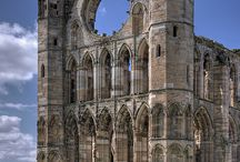 Churches, abbeys and cathedrals, Scotland