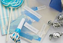 Coastal Party Ideas / Great ideas for adults or children's coastal themed parties.