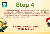 How to install Kaspersky Internet Security for Mac?