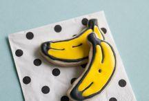 banana theme party