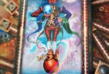 Tarot, Tarot Dreams, Tarot Snów,