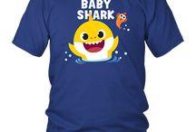 Pinkfong Baby Shark t-shirt