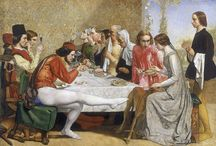 Pre-Raphaelite Brotherhood (Братство Прерафаэлитов)