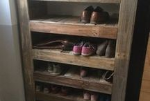 meuble chaussures